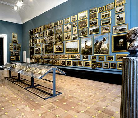 Galleri dell'Accademia Sala Palizzi
